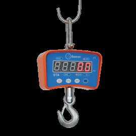 Crochet peseur (dynamomètre / peson) Baxtran STA robuste et compact.