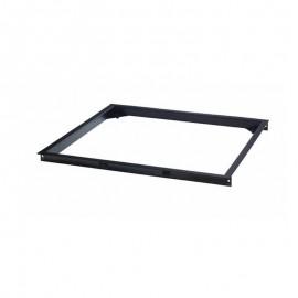Cadre de fosse Ohaus inox pour VFS-DS 1000x1000mm