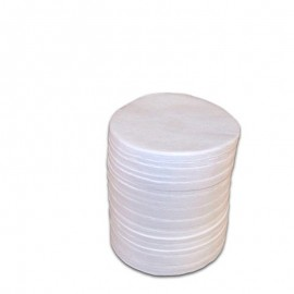 Filtre, fibre de verre, lot (200)