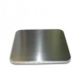 Plateau acier inox pour C11P