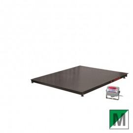 Plate-Forme Ohaus au sol Série VE acier peint