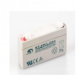 Batterie Kern 6V 1.3Ah