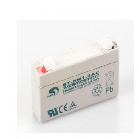 Batterie Kern 6V 1.3Ah pour IFB